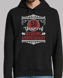 50 años de aniversario de bodas