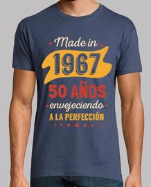 50 Años Envejeciendo a La Perfección