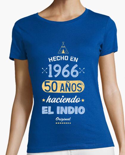 Camiseta 50 años haciendo el Indio