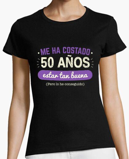 Camiseta 50 Años Para Estar Tan Buena, 1969