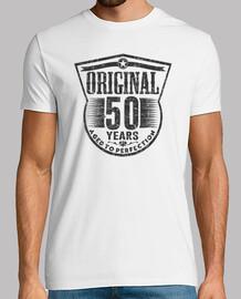 50 ans d'origine vieilli à la perfection