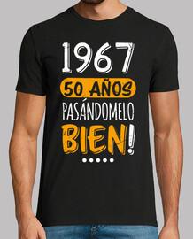 50 ans i ayant un bon moment ! 1967