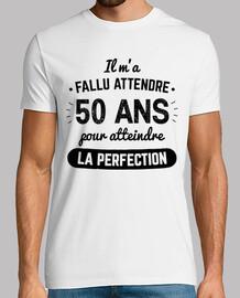 50 Ans Pour Atteindre La Perfection v2