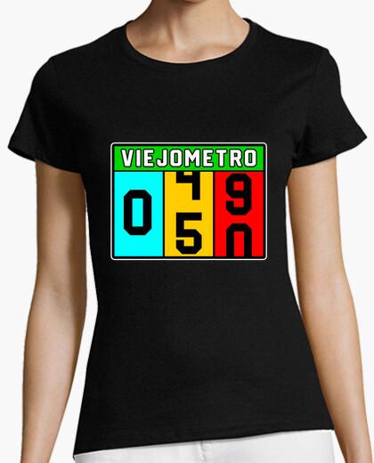 Camiseta 50 Cumpleaños Viejo-Metro