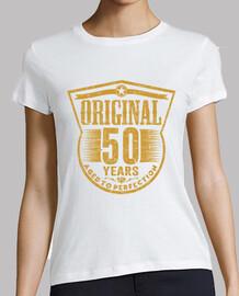 50 jahre original-alter bis zur perfektion