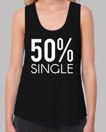 50% seul