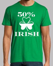 50 trébol irlandés