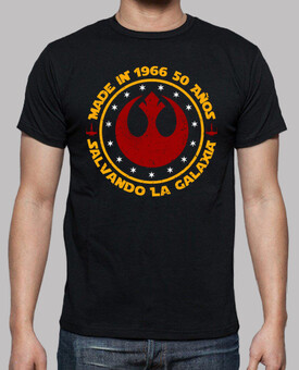 50 years saving the galaxy