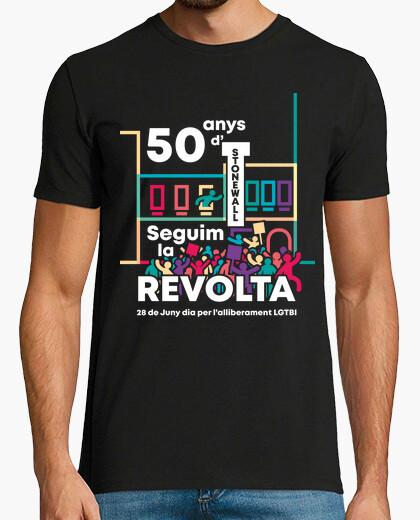 50 years stonewall t-shirt