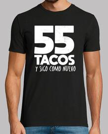 55 Tacos Regalo de Cumpleaños