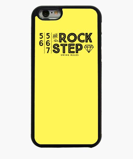 Funda iPhone 6 / 6S 5 6 7 AND Rockstep · Black ed