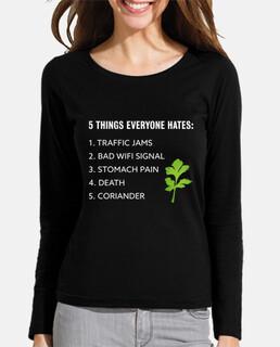 5 cosas que todo el mundo odia como reg