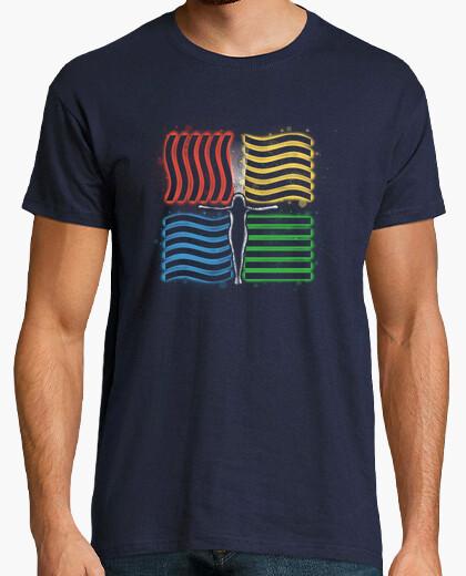 Tee-shirt 5 éléments