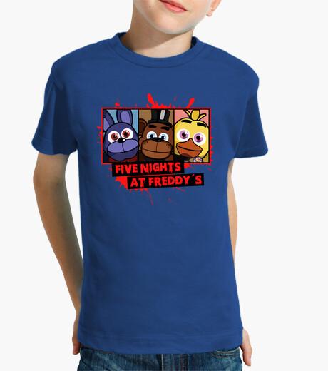 Ropa infantil 5 Nights at Freddys