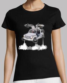 600 à l'avenir - shirt  femme