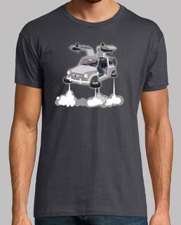 600 à l'avenir - shirt homme