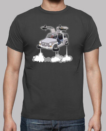 600 to the future - camiseta chico