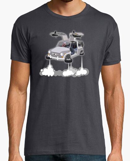 600 to the future - shirt guy t-shirt