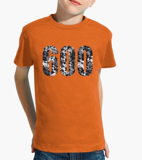 Ropa infantil 600a