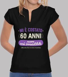 60 anni essere così irresistibile