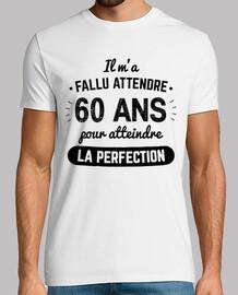 60 anni per raggiungere la perfezione v2