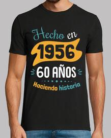 60 años haciendo historia