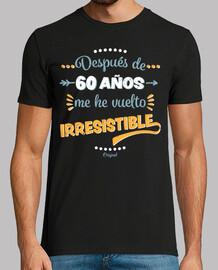 60 Años Irresistible