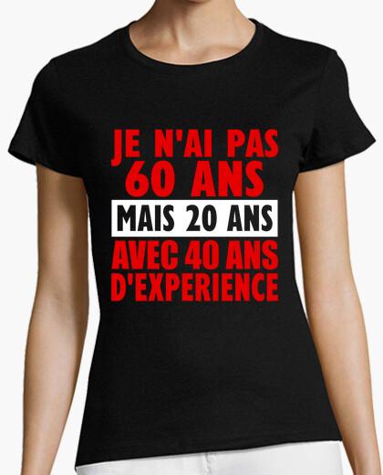 Tee-shirt 60 ans