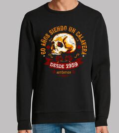 60 ans étant un crâne depuis 1959
