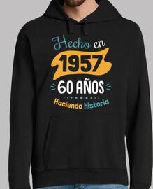 60 ans histoire
