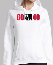 60 es el nuevo 40 cumpleaños