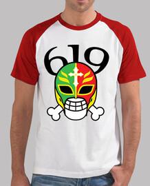 619 Wrestling Mexican Skull