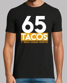 65th birthday gift tacos