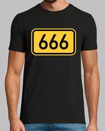 666, La marca del Diablo