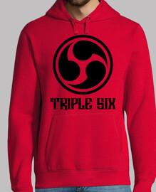 666 Triple Six y Fuente (negro)
