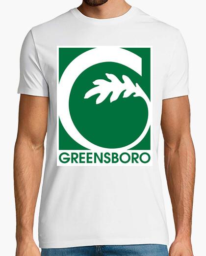Tee-shirt 68 - greensboro, caroline du nord
