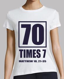 70 Times 7