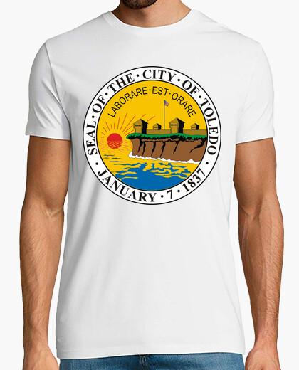 Camiseta 72 - toledo, ohio