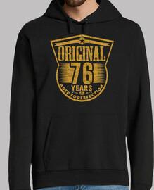 76 ans d39origine à la perfection