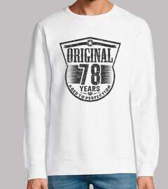 78 Jahre original bis zur Perfektion ge