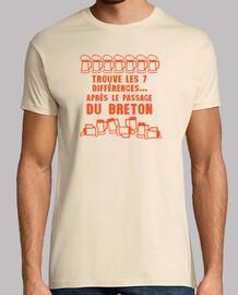 7 différence apres passage breton