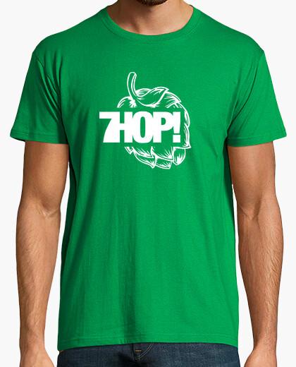 Camiseta 7HOP! Txuria