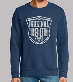 80 Jahre original bis zur Perfektion ge