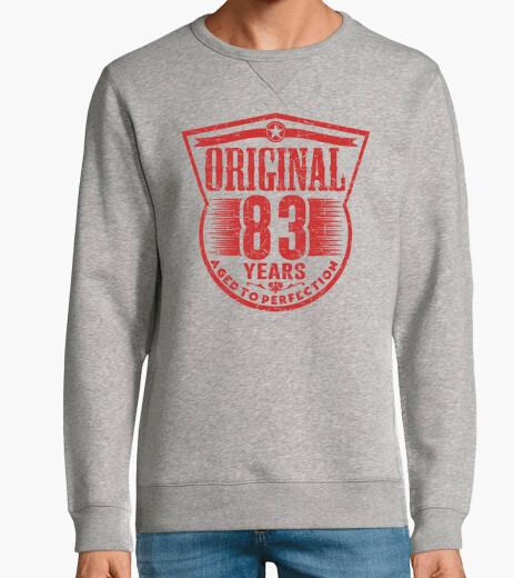 Hoodie 83 Jahre original bis zur Perfektion ge