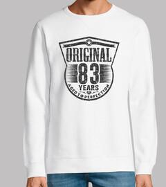 83 Jahre original bis zur Perfektion ge