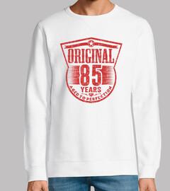 85 Jahre original bis zur Perfektion ge