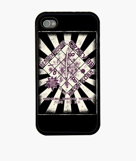 Coque iPhone 88 fou kushi-soba