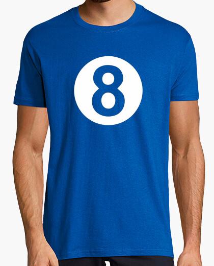 Tee-shirt 8 ball pool pool