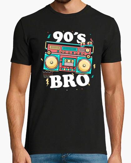 Camiseta 90s Bro Vintage Costume