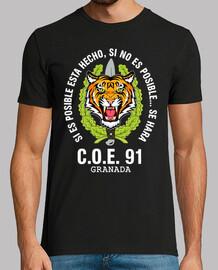 91. grenade  tee shirt  coe mod.1